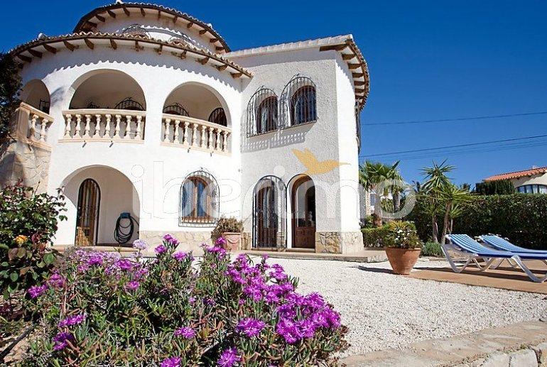 Villa   à Calpe pour 8 personnes avec piscine privée p5