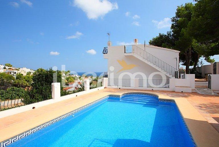 Villa   à Calpe pour 5 personnes avec piscine privée p2