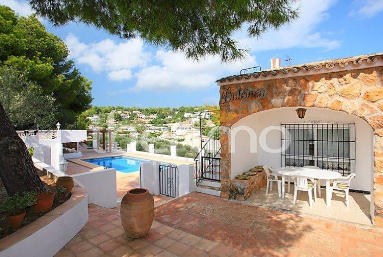 Villa   à Calpe pour 5 personnes avec piscine privée p3