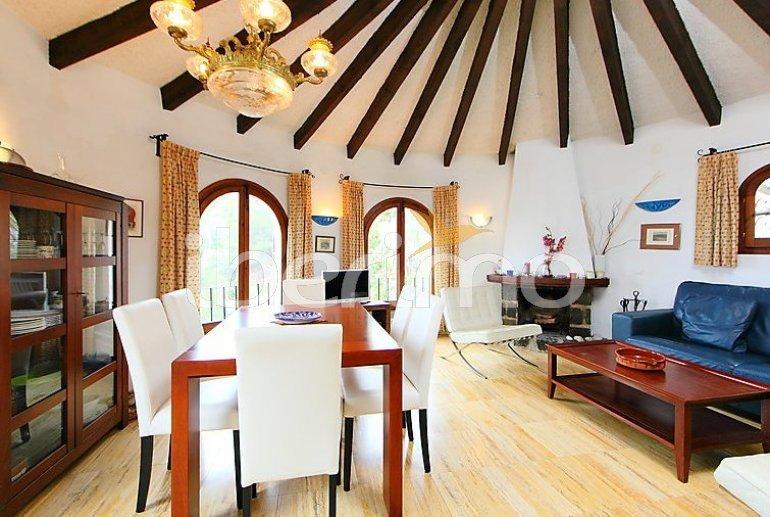 Villa   à Calpe pour 4 personnes avec piscine privée p7