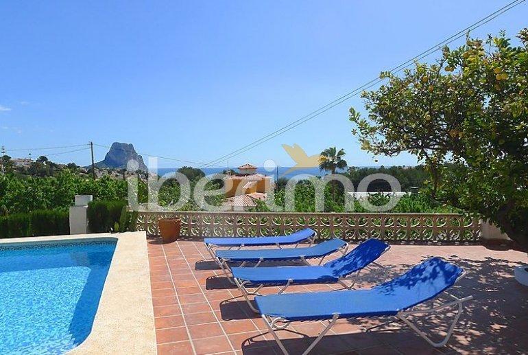 Villa   à Calpe pour 4 personnes avec piscine privée p4