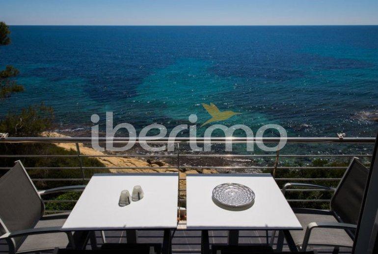 Appartement   à Moraira pour 4 personnes avec belle vue mer p0