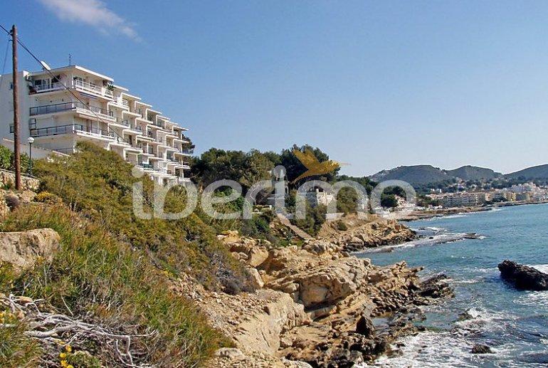 Appartement   à Moraira pour 4 personnes avec belle vue mer p1