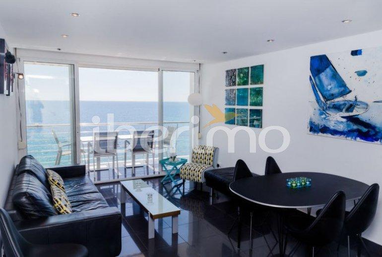 Appartement   à Moraira pour 4 personnes avec belle vue mer p4
