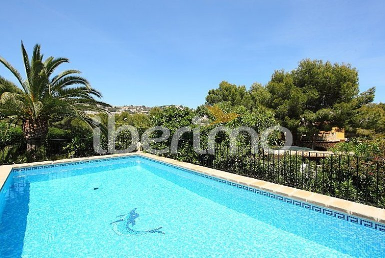 Villa   à Moraira pour 10 personnes avec piscine privée p1