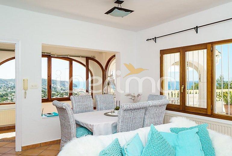 Villa   à Moraira pour 4 personnes avec piscine privée p6