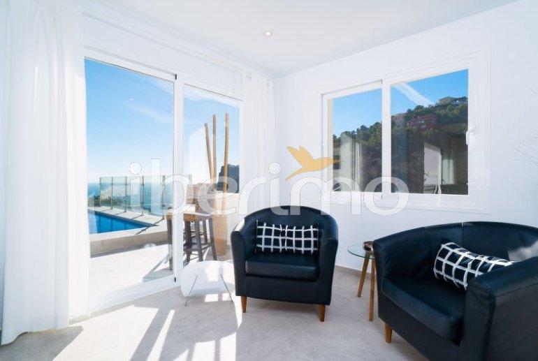Villa   à Moraira pour 10 personnes avec piscine privée p9