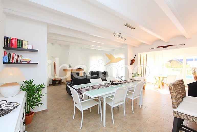Villa   à Moraira pour 10 personnes avec piscine privée p11