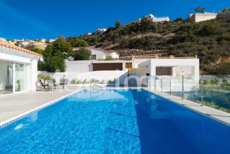 Villa   à Moraira pour 10 personnes avec piscine privée p7