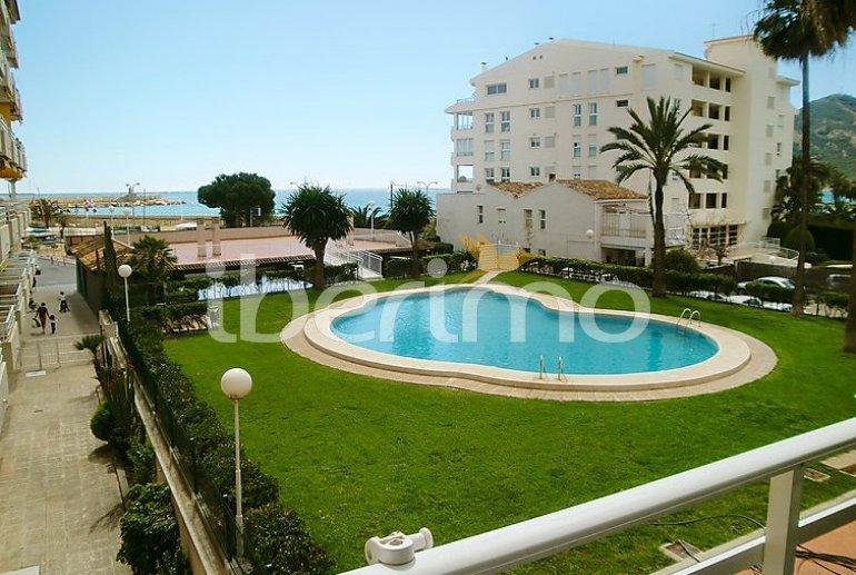 Appartement   à Altea pour 4 personnes avec piscine commune p4