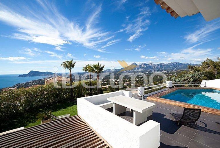 Villa   à Altea pour 6 personnes avec piscine privée p3