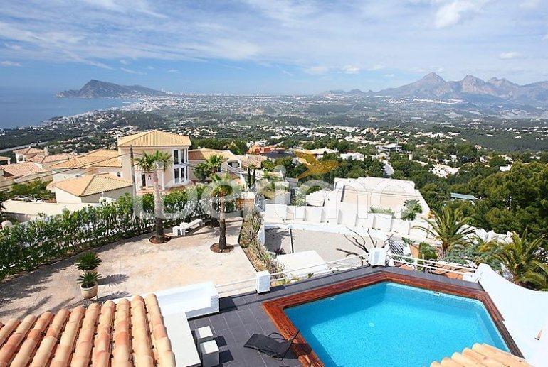 Villa   à Altea pour 6 personnes avec piscine privée p6