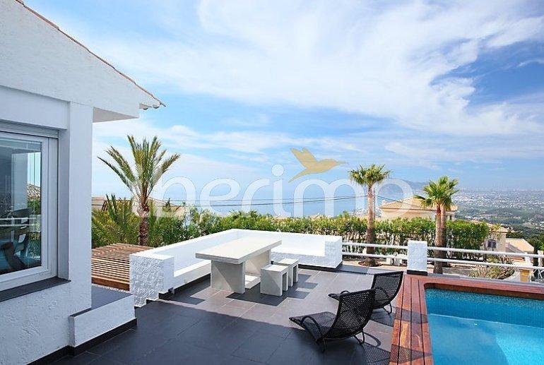 Villa   à Altea pour 6 personnes avec piscine privée p8