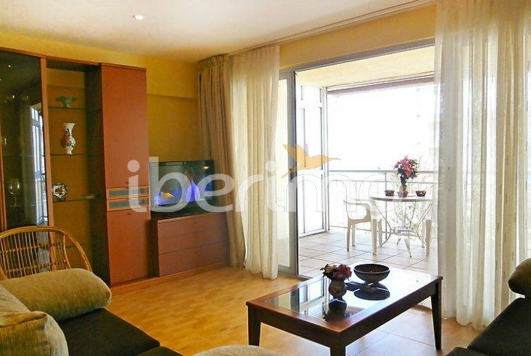 Appartement   à Benidorm pour 6 personnes avec belle vue mer p8