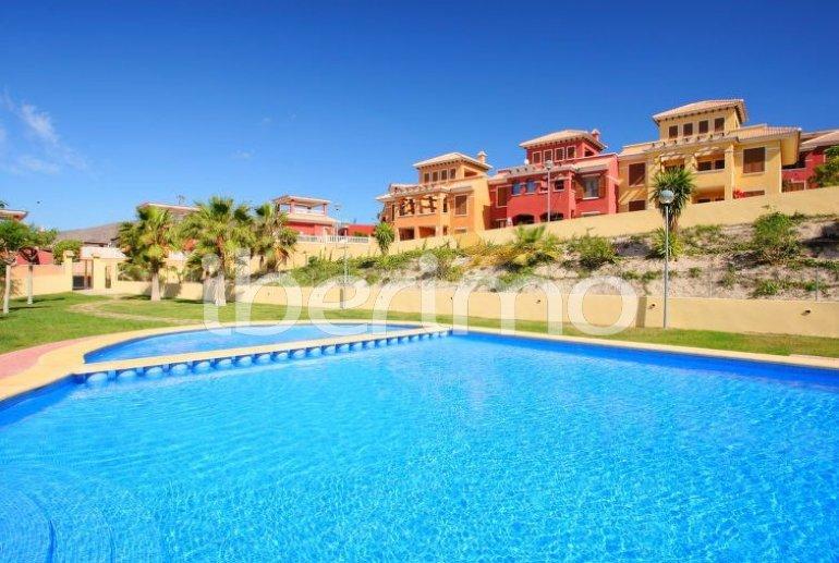 Villa   à Benidorm pour 6 personnes avec piscine commune p4