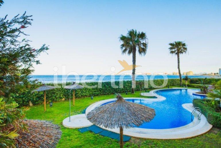 Appartement   à La Manga del Mar Menor pour 4 personnes avec piscine commune p0