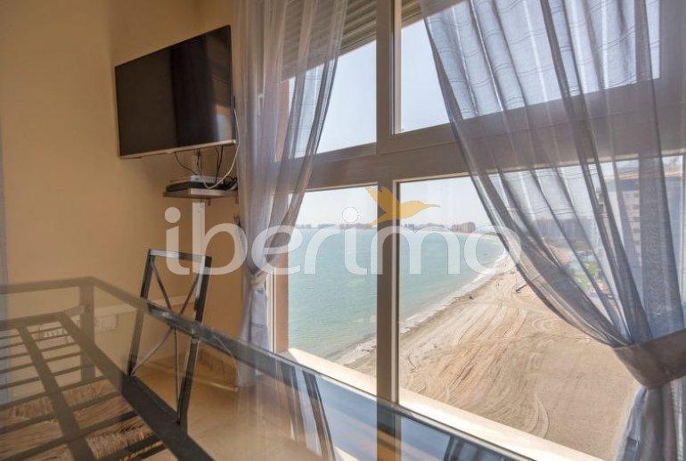 Appartement   à La Manga del Mar Menor pour 4 personnes avec piscine commune p11