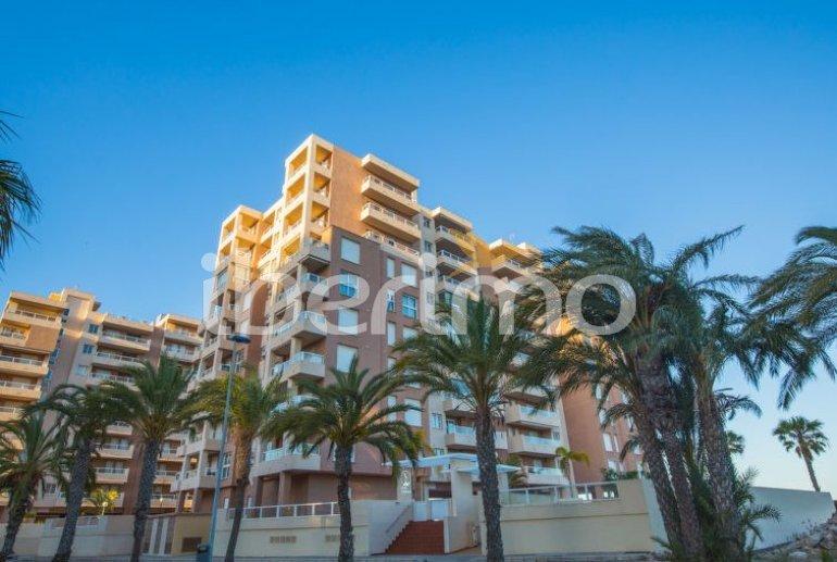 Appartement   à La Manga del Mar Menor pour 4 personnes avec piscine commune p4