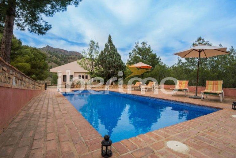 Villa   à Totana pour 7 personnes avec piscine privée p1