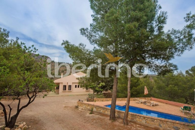 Villa   à Totana pour 7 personnes avec piscine privée p3