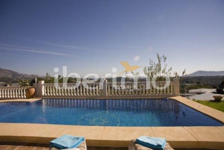 Villa   à Callosa d´En Sarria - Confrides pour 8 personnes avec piscine privée p2