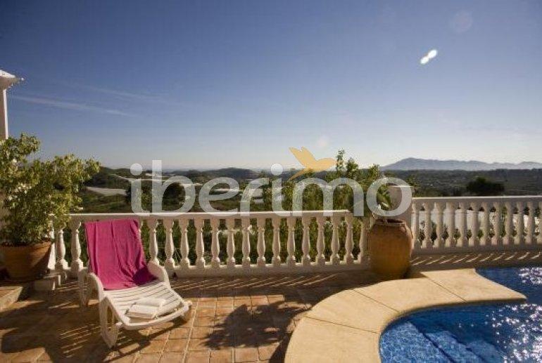 Villa   à Callosa d´En Sarria - Confrides pour 8 personnes avec piscine privée p6