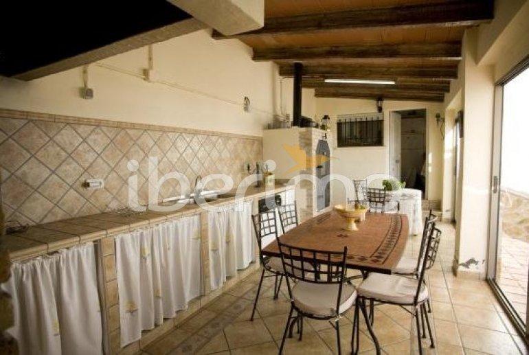 Villa   à Callosa d´En Sarria - Confrides pour 8 personnes avec piscine privée p8
