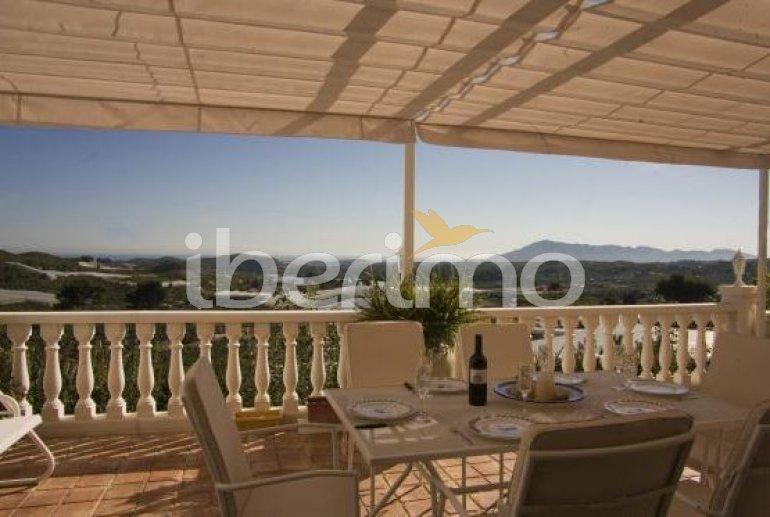 Villa   à Callosa d´En Sarria - Confrides pour 8 personnes avec piscine privée p15