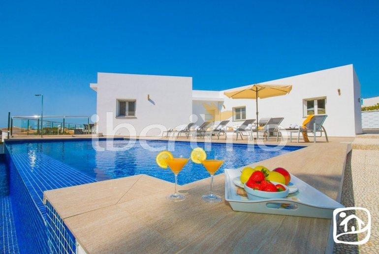 Moderne villa   à Benissa pour 6 personnes avec piscine privée et climatisation p13