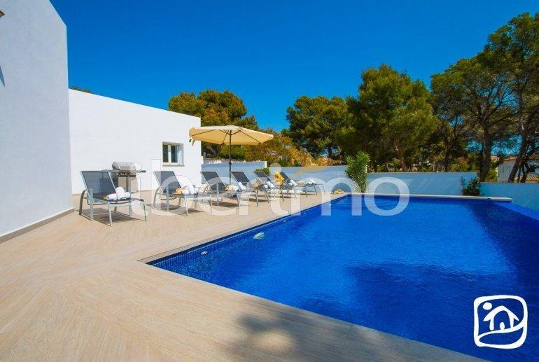 Moderne villa   à Benissa pour 6 personnes avec piscine privée et climatisation p14