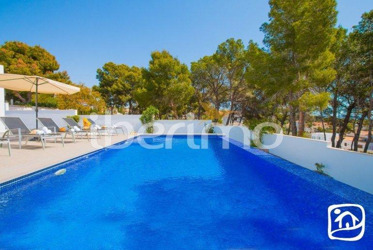 Moderne villa   à Benissa pour 6 personnes avec piscine privée et climatisation p19