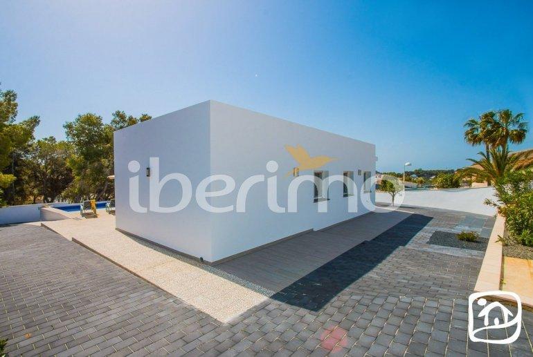 Moderne villa   à Benissa pour 6 personnes avec piscine privée et climatisation p16