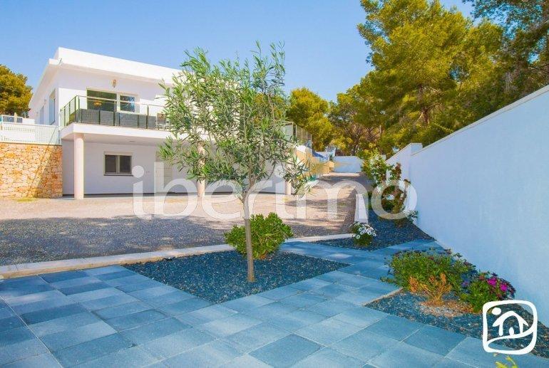 Moderne villa   à Benissa pour 6 personnes avec piscine privée et climatisation p3
