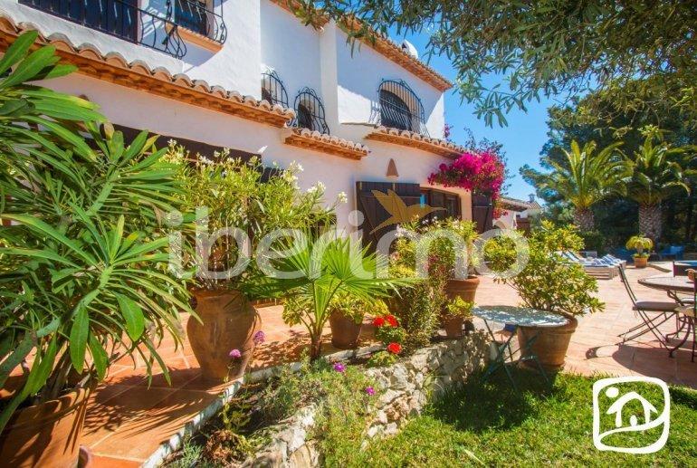 Villa   à Moraira pour 10 personnes avec piscine privée, internet et proche mer p10