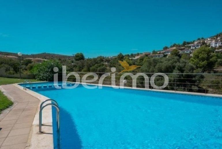 Appartement   à Peniscola pour 5 personnes avec piscine commune p1