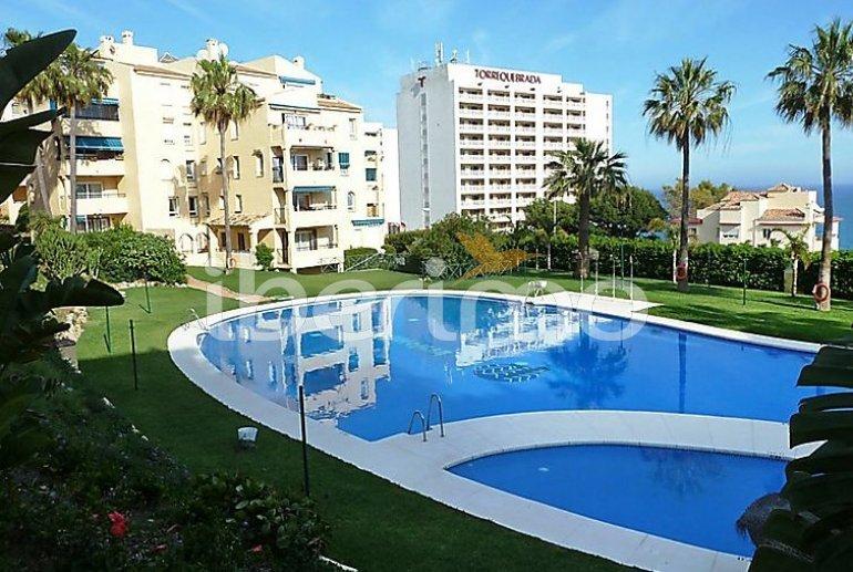 Appartement   à Benalmadena pour 6 personnes avec piscine commune p0