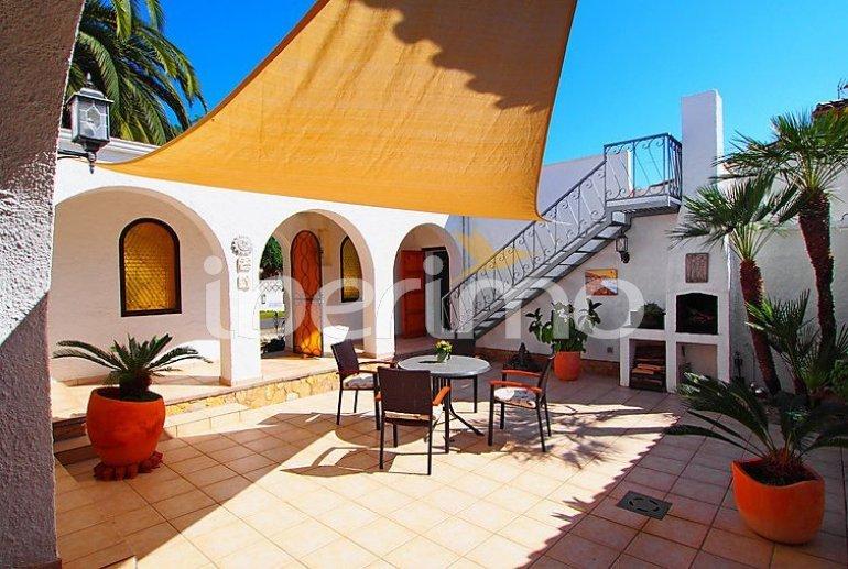 Villa   à Empuriabrava pour 4 personnes avec lave-vaisselle p10
