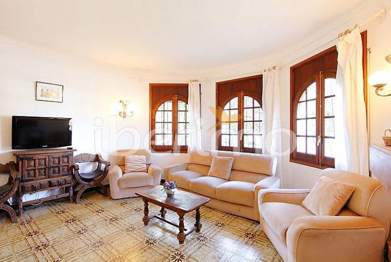 Villa   à L'Escala pour 6 personnes avec piscine privée p1
