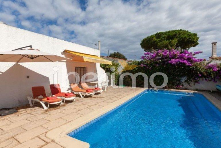 Villa   à L'Escala pour 6 personnes avec piscine privée p7