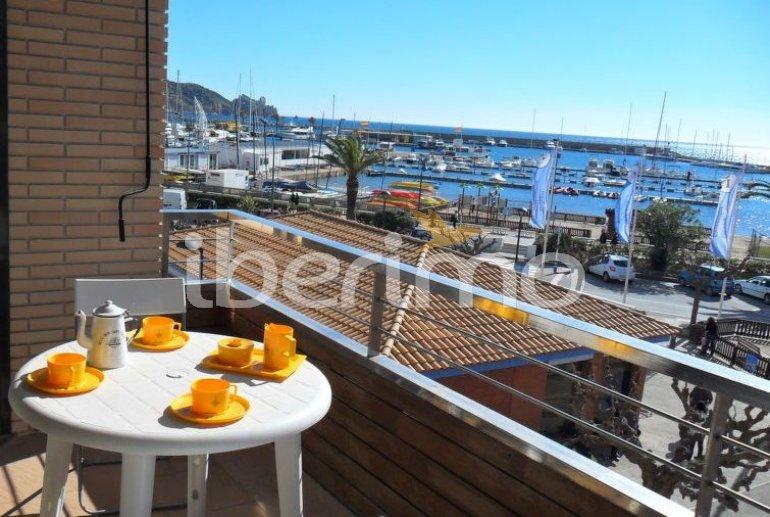 Appartement   à L'Estartit pour 6 personnes avec belle vue mer p0