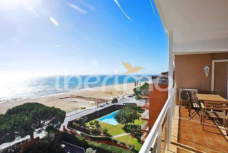 Appartement   à Sant Vicenç de Montalt pour 5 personnes avec piscine commune p12