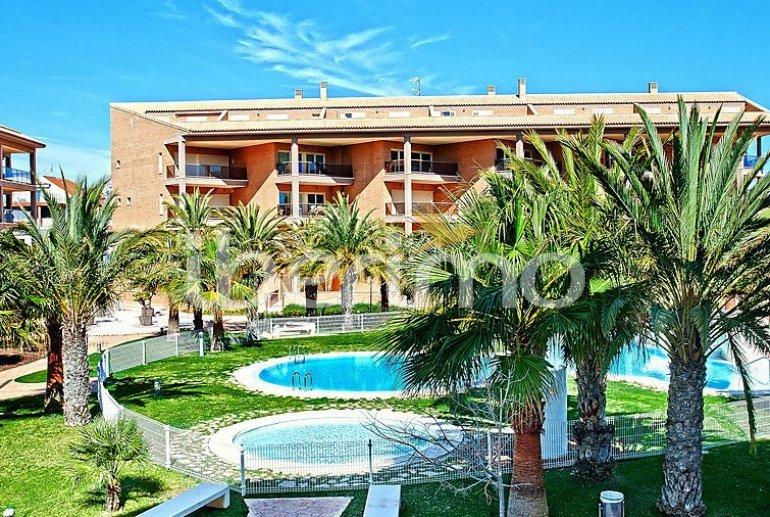 Appartement   à Javea pour 4 personnes avec piscine commune p9