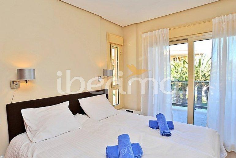 Appartement   à Javea pour 4 personnes avec piscine commune p6
