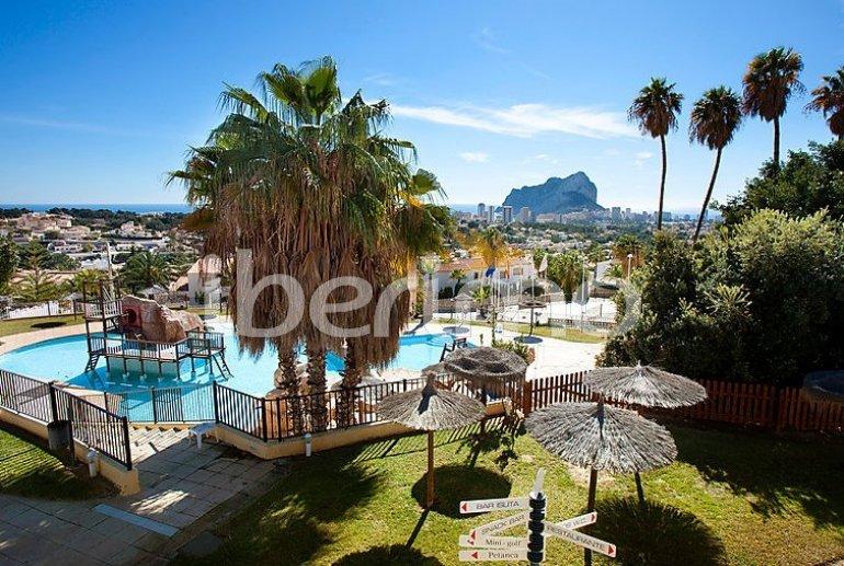 Villa   à Calpe pour 4 personnes avec piscine commune p1