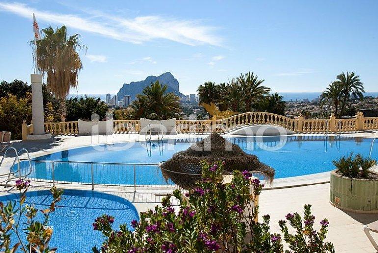 Villa   à Calpe pour 4 personnes avec piscine commune p2