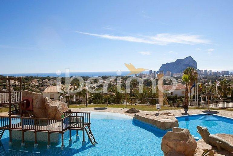 Villa   à Calpe pour 4 personnes avec piscine commune p4