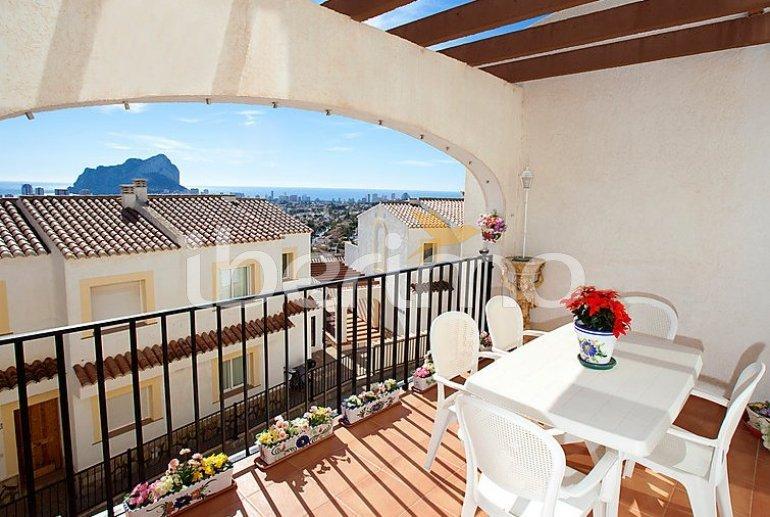 Villa   à Calpe pour 4 personnes avec piscine commune p5