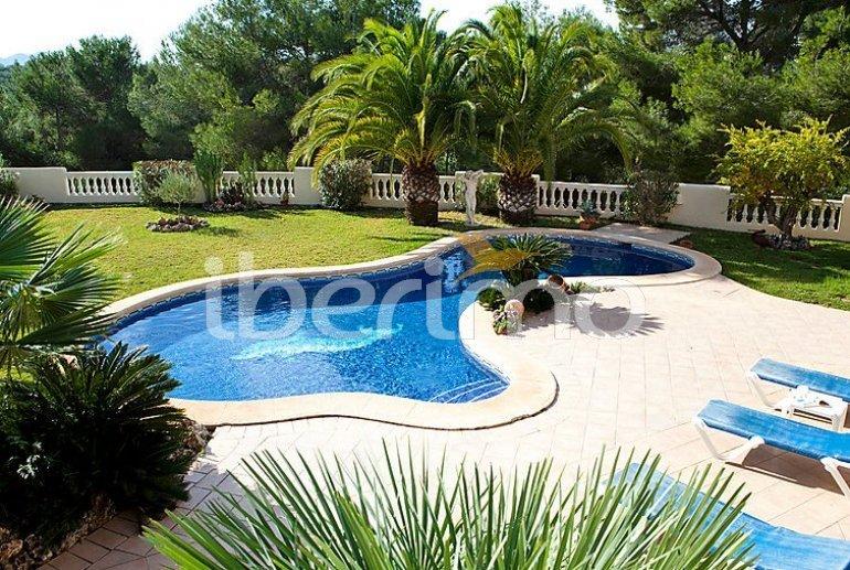 Villa   à Benissa pour 4 personnes avec piscine privée p10