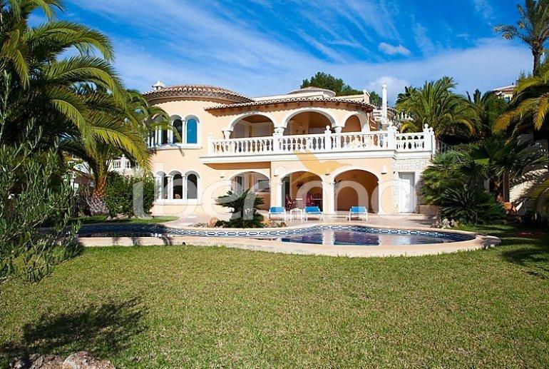 Villa   à Benissa pour 4 personnes avec piscine privée p1