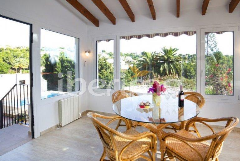 Villa   à Benissa pour 4 personnes avec piscine privée p6